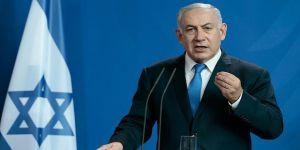 Netanyahu, Lübnan sınırında