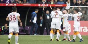 Galatasaray, Keçiörengücü'nü 2-1 yendi