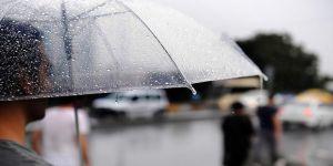 Yağış rekoru kırıldı