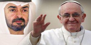Prens davet etti, Papa kabul etti!