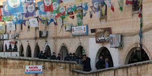 HDP il binasına operasyon; 40 gözaltı