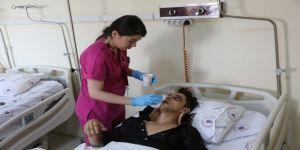 Mahsur kaldığı dağdan kurtarılan İranlı yaşadıklarını anlattı