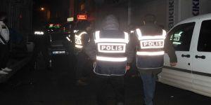 180 polisle asayiş uygulaması