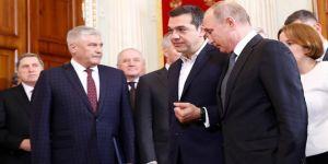 Putin'den Çipras'a: Türklere sormamız lazım