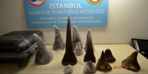 Atatürk Havalimanı'nda yakalandı!