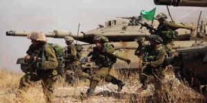 Lübnan-İsrail sınırında gerginlik!
