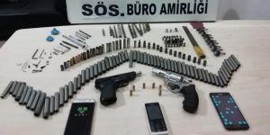 Silah imâlâtçısı 2 kişi yakalandı