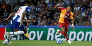 Galatasaray'da gözler Porto maçına çevrildi