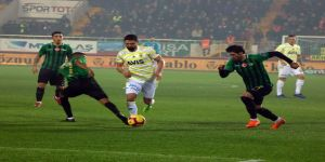 Spor Toto Süper Lig: Akhisarspor: 3 - Fenerbahçe: 0 (Maç sonucu)