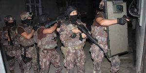 Terör operasyonu: 28 gözaltı