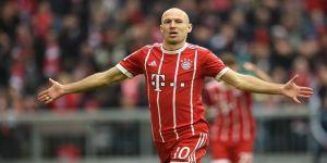 Robben tekliflere açık