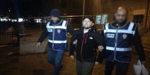 Talha Uğurluel, FETÖ'den tutuklandı