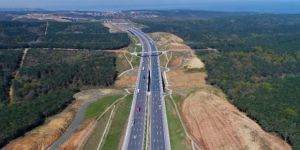 KMO projesinin bir bölümü daha trafiğe açıldı!