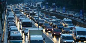 İZBAN'daki grev trafik yoğunluğunu artırdı