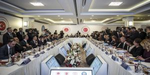 5. Reform Eylem Grubu Toplantısı başladı
