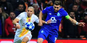 Feghouli sezonun ilk golünü attı
