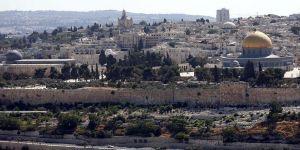 İsrail polisi Kubbetu's Sahra'ya girdi