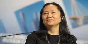 Huawei ikinci ismi serbest bırakıldı