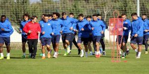 Antalyaspor'da Evkur Yeni Malatyaspor hazırlıkları