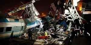 Başsavcılık tren kazasına ilişkin soruşturma başlattı