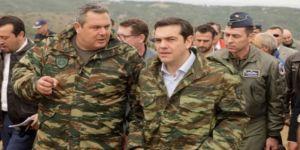 Yunanistan: Türkiye bizi Meriç'ten geçirtmez