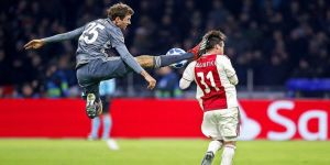 Müller'den Ajaxlı Tagliafico'ya özür