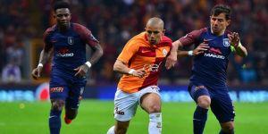 Başakşehir ile Galatasaray 21. randevuda