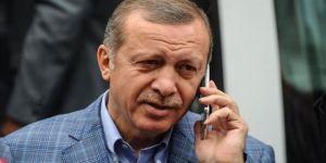 Cumhurbaşkanı Erdoğan'dan Heniyye'ye taziye telefonu