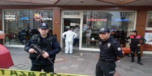 Lokantada silahlı kavga: 1 ölü, 2 yaralı