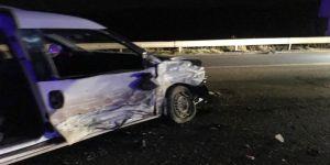 TEM'de zincirleme kaza: 8 yaralı
