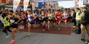 Uluslararası Mersin Maratonu başladı