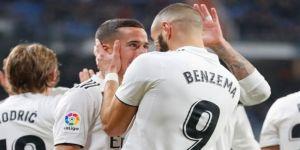 Real Madrid tek golle güldü