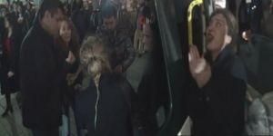 İki kadının kavgası karakolda bitti