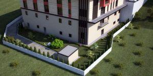 Gebze'ye yeni İtfaiye Müfreze binası yapılıyor