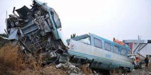 Tren kazası şüphelisi makasçının ifadesi ortaya çıktı