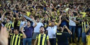 Fenerbahçeli taraftar hastaneye kaldırıldı
