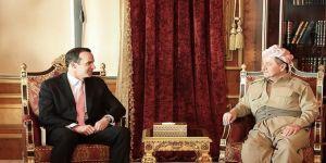 Barzani ile McGurk 'Suriye'yi görüştü