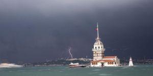 Meteorolojiden Marmara'da fırtına uyarısı