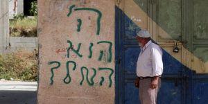 Yahudi yerleşimcilerden 'ırkçı saldırı'