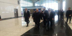 İstanbul Havalimanı ile ilgili önemli görüşme!