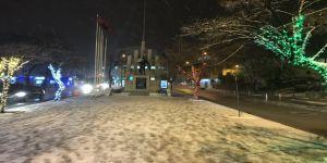 Beklenen kar yağışı Balkanlar'dan geldi