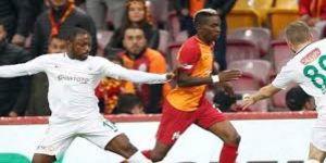 Ziraat Türkiye Kupası: Galatasaray: 1 - Keçiörengücü: 1 (Maç sonucu)