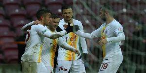 Galatasaray, Keçiörengücü'nü eledi