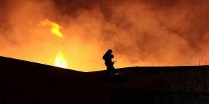 Yangın 600 evi kül etti