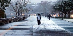 Kar ve yağmur uyarısı