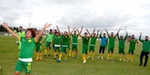 Darıca'da futbolcular serbest kaldı