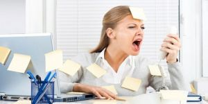 Beyaz yakalılar strese daha yatkın