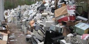 2017'de 55 milyar dolar değerinde elekronik atık çöpe gitti