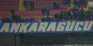 MKE Ankaragücü'nden 'stat' tepkisi