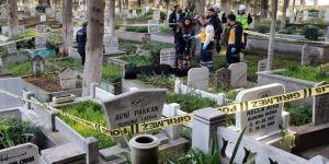 Mezarlıkta esrarengiz ölüm